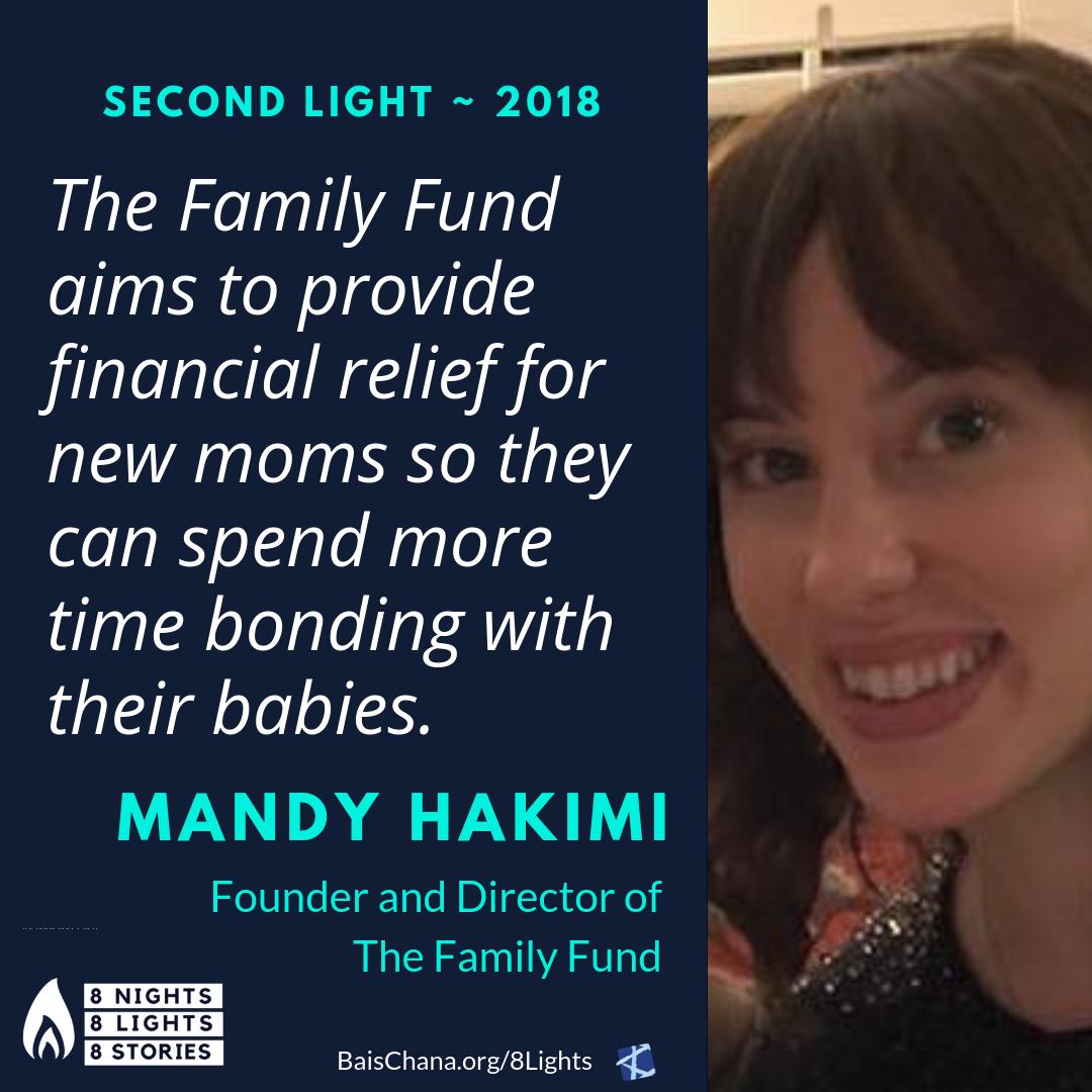 INSTAGRAM - 2nd Light - Mandy Hakimi_ The Famly Fund