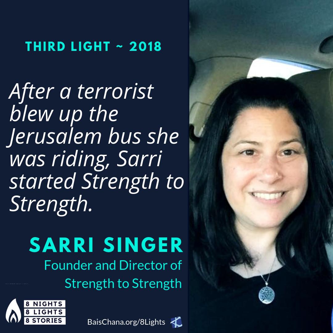 INSTAGRAM - 3rd Light - Sarri Singer_ Strength to Strength