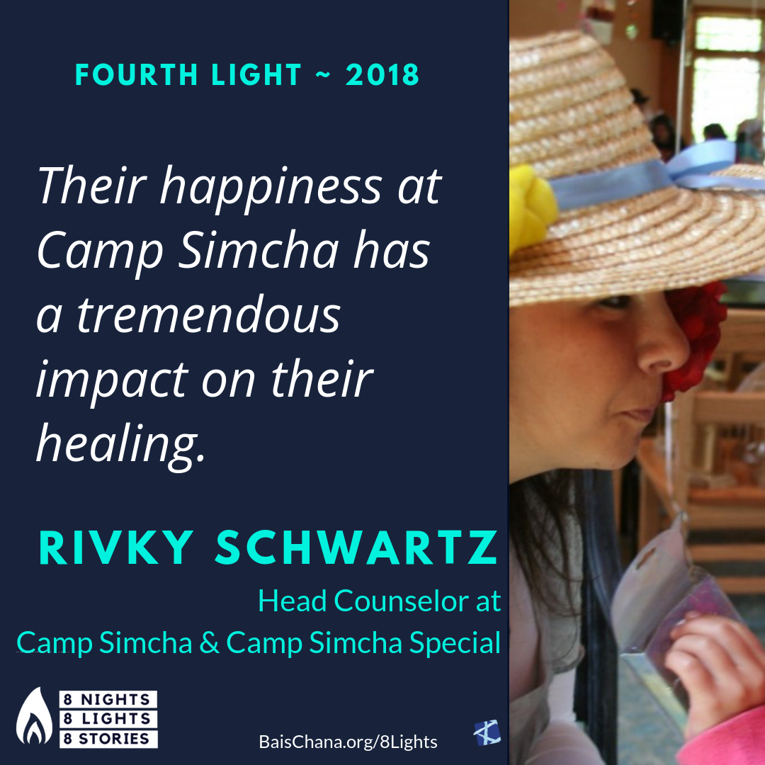 INSTAGRAM - 4th Light - Rivky Schwartz_ Head Counselor at Camp Simcha