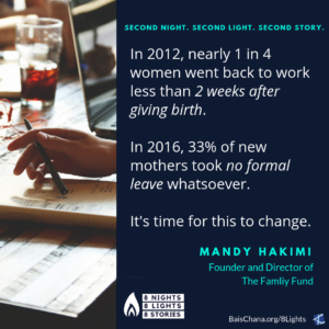 Mandy Hakimi The Family Fund