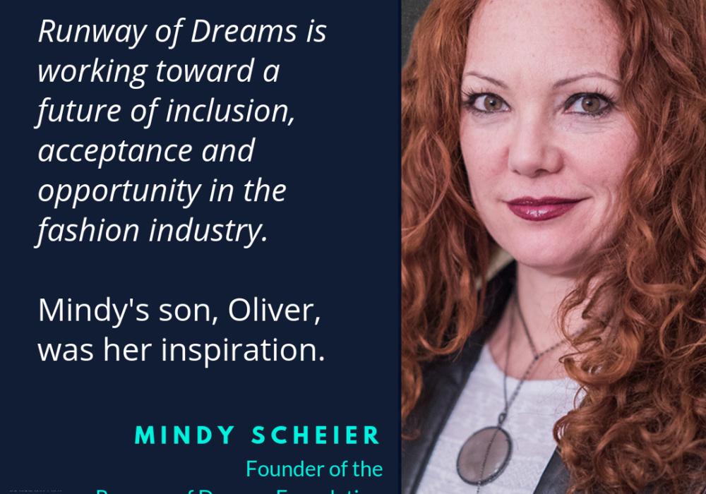 Mindy Scheier - Runway of Dreams