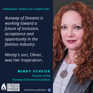 Mindy Scheier - Runway of Dreams
