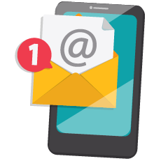 phone email